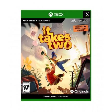 It Takes Two (Xbox)