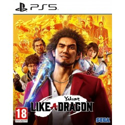Yakuza: Like a Dragon (PS5)
