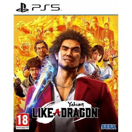 Yakuza: Like a Dragon (PS5)