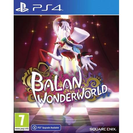 Balan Wonderworld (PS4)