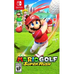 Mario Golf: Super Rush (Switch)