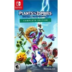 Plants vs. Zombies: Битва за Нейборвиль. Полное издание (Switch)