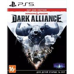 Dungeons & Dragons Dark Alliance. Day One Edition (PS5)