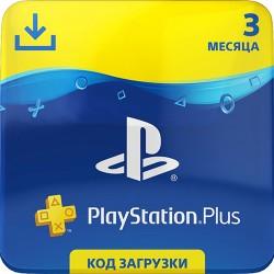 PlayStation Plus 3 месяца