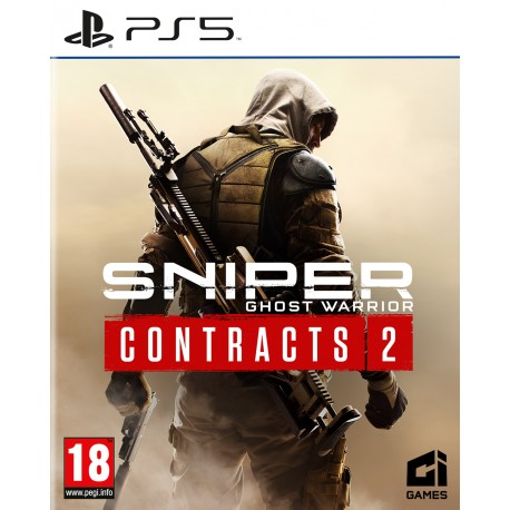 Sniper: Ghost Warrior Contracts 2 (PS5)