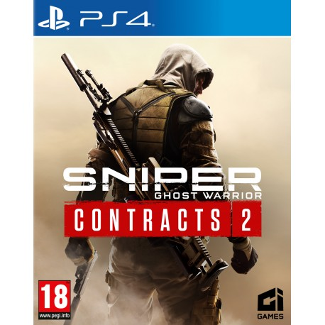 Sniper: Ghost Warrior Contracts 2 (PS4)
