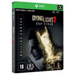 Dying Light 2 Stay Human Deluxe Edition (Xbox)