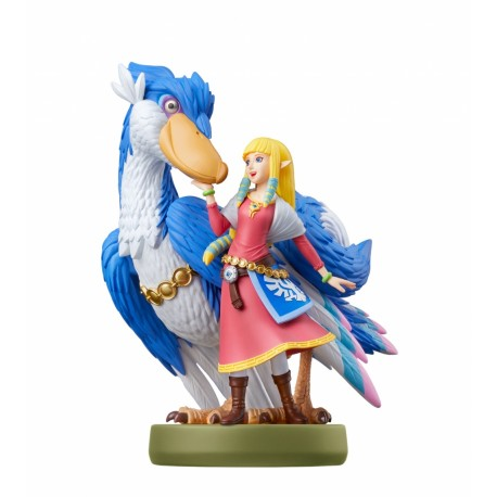 Amiibo Зельда и Небокрыл (коллекция The Legend of Zelda)