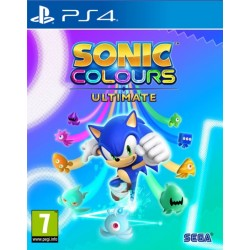 Sonic Colours: Ultimate (PS4)