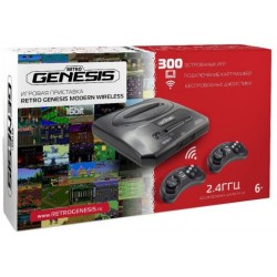 Sega Retro Genesis Modern Wireless + 300 игр