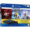 Sony PlayStation 4 Slim 1TB Gran Turismo Sport + Ratchet & Clank + Horizon Zero Dawn + PS Plus 3мес.