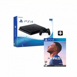 PS4 Slim 1TB + FIFA 22