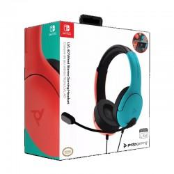 Проводная игровая стереогарнитура LVL 40 (Nintendo Switch)