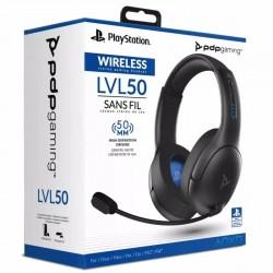 Беспроводная игровая стереогарнитура LVL 50 (PlayStation)