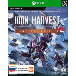 Iron Harvest Complete Edition (Xbox)