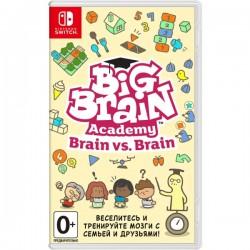 Big Brain Academy: Brain vs. Brain (Switch)