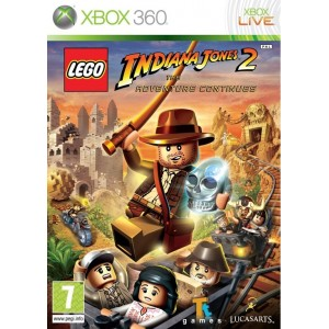 Lego Indiana Jones 2: The Adventures Continue