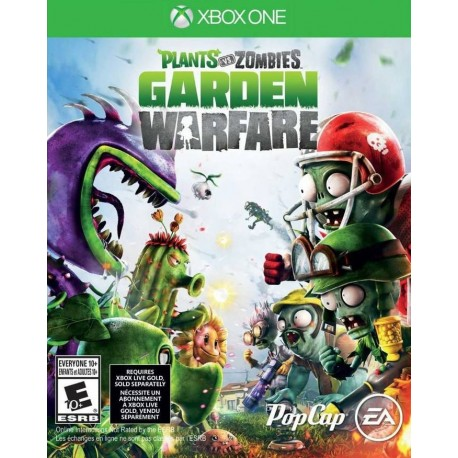 Plants vs. Zombies Garden Warfare (Xbox One)