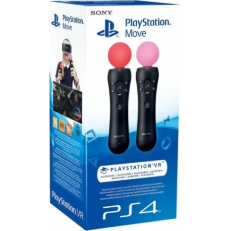 PS Move (2шт.)