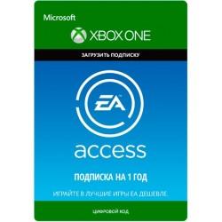 EA Access 12 месяц (Цифровой код)