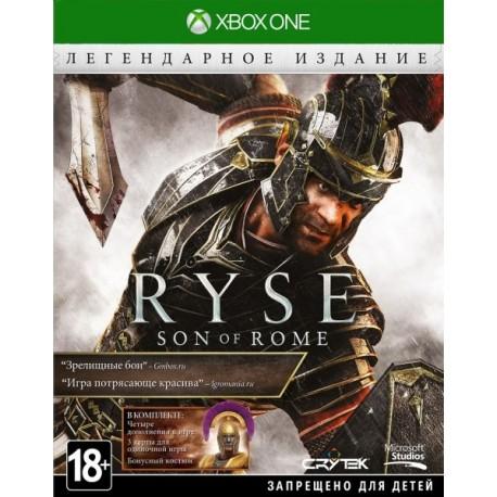 Ryse: Son of Rome (Xbox One) Легендарное издание