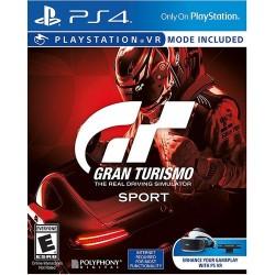 Gran Turismo Sport (PS4, PS VR)