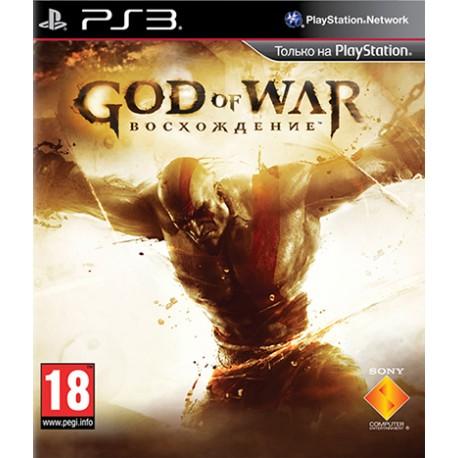 God of War: Восхождение (PS3)