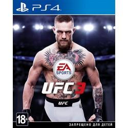 UFC 3 (PS4)
