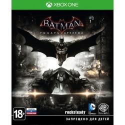 Batman: Рыцарь Аркхема (Xbox One)