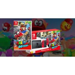 Nintendo Switch+Super Mario Odyssey