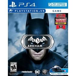 Batman. Arkham (PS4, VR)