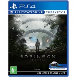 Robinson. The Journey (PS4, VR)