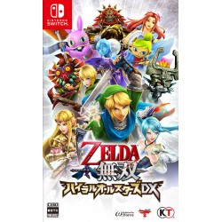 HyruleWarriors. Definitive Edition (Switch)