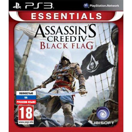 Assassin's Creed IV: Чёрный флаг (PS3)