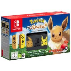 Nintendo Switch + Pokemon. Let's Go, Eevee!
