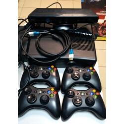 Xbox 360 Slim 250 GB. (Прошивка LT+3.0)
