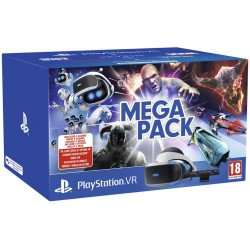 Комплект PS VR Mega Pack