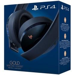 Беспроводная гарнитура Gold 500 Million Limited Edition (PS4)