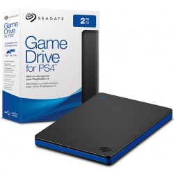 Жесткий диск Seagate Game Drive 2TB (PS4)