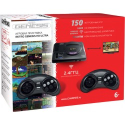SEGA Retro Genesis HD Ultra + 150 игр