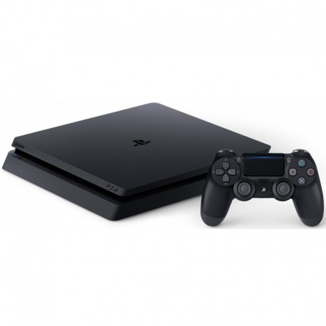 Sony PS4 Slim 500GB + Uncharted 4