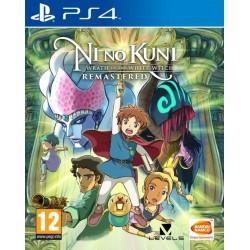 Ni no Kuni: Гнев Белой ведьмы–Remastered (PS4)