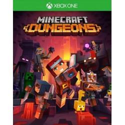 Minecraft Dungeons (Xbox One)