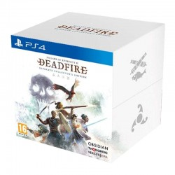 Pillars of Eternity II: Deadfire - Ultimate Edition. Коллекционное издание (PS4)