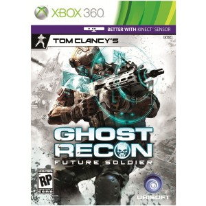 Ghost Recon: Future Soldier,Tom Clancy's